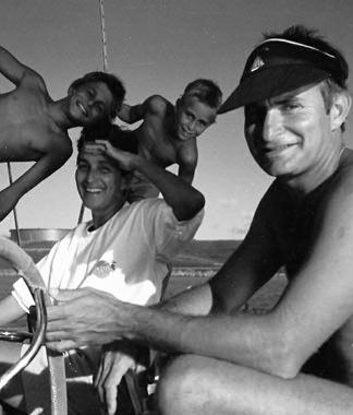 Expedição 10 Anos no mar
