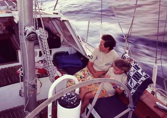 Expedição 20 Anos no mar