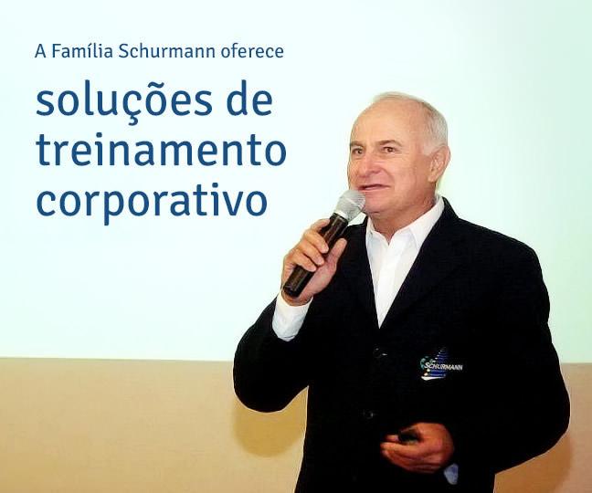 A família Schuramnn oferece soluções de treinamento corporativo